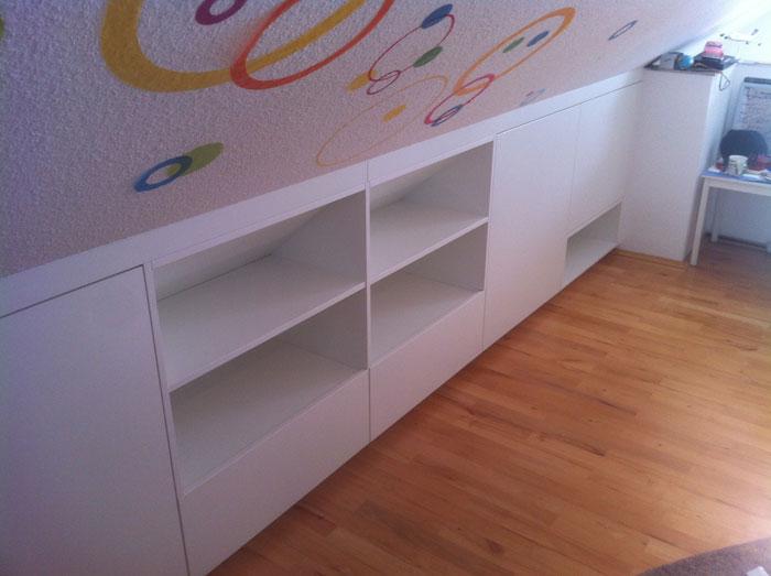 dachschr genschrank schreinerei. Black Bedroom Furniture Sets. Home Design Ideas